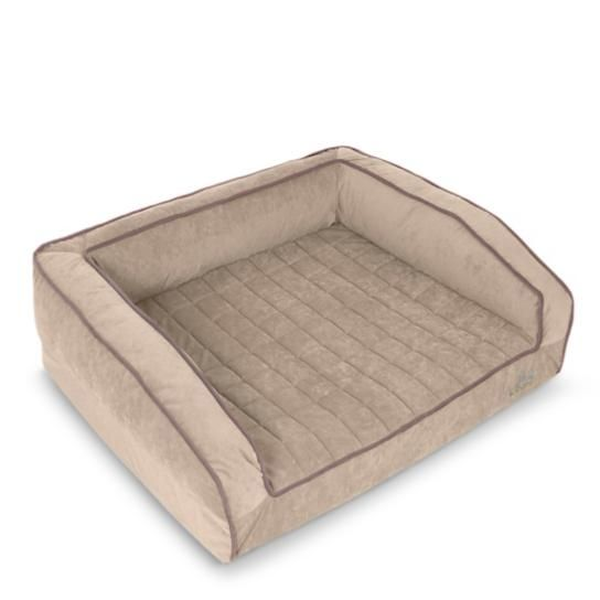 Buddyrest Crown Supreme Orthopedic Pet Bed Memory Foam Dog Bed Dog Bed Dog Bed Sizes