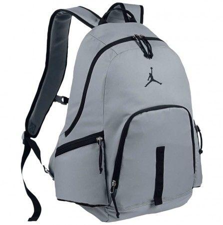 84169a8847a0 Grey Jordan Jumpman Backpack