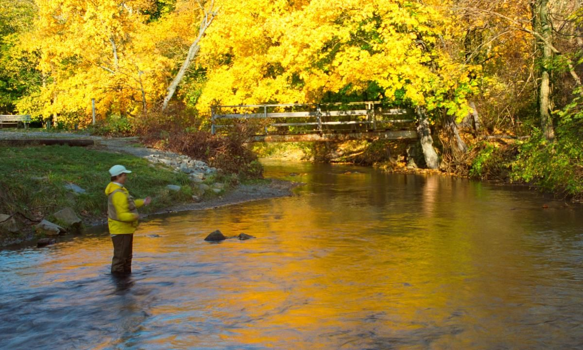 Home Of Renowned Fly Fishermen Like Ed Shenk And Known For Famous Fly Fishing Streams Including The Yellow Cumberland Valley Fly Fishing Cool Places To Visit