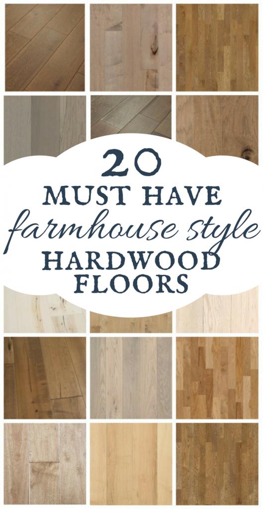 20 Beautiful Farmhouse Style Hardwood Floors Modern Farmhouse Floors Farmhouse Flooring Wood Farmhouse Hardwood Floor