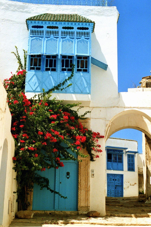 Sidi Bou Said, Tunisia   Explore The World With Travel Nerd Nici, One  Country