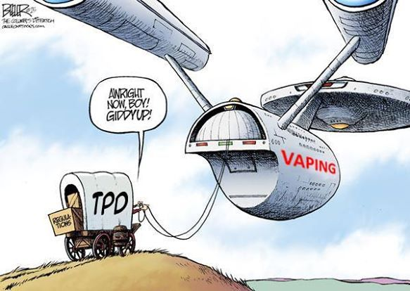 How The Eu Will Change Vaping As We Know It Political Cartoons