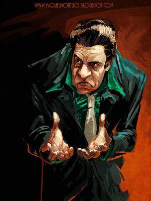 Miquel Montillo Sopranos Poster Art Sopranos Poster Sopranos Art