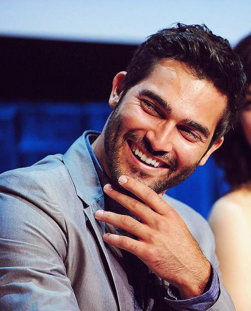 Tyler Hoechlin, congratulations on your face