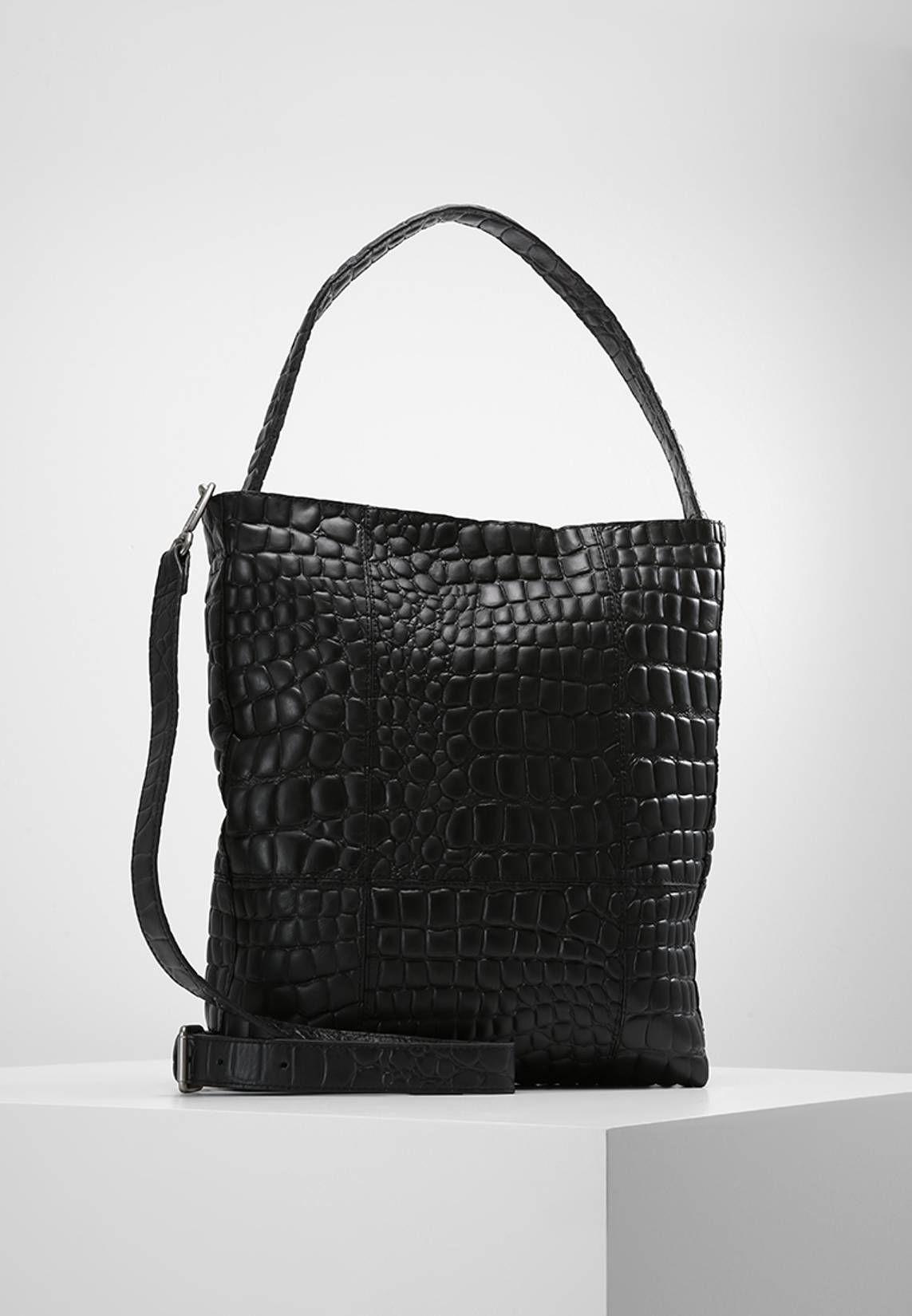 Shopping bag da donna nero | Disponibili su Zalando