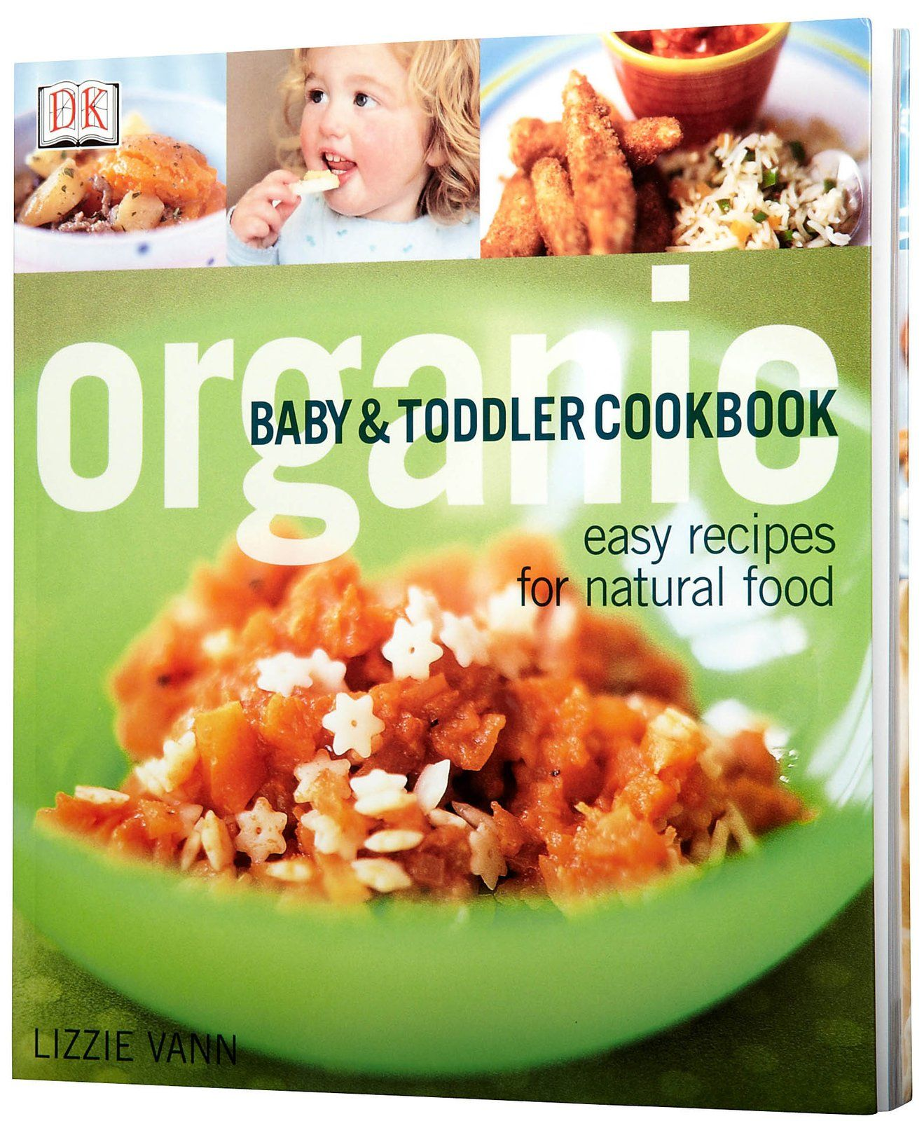Organic baby and toddler cookbook best price baby stuff recipe book for organic baby and toddler friendly foods forumfinder Gallery