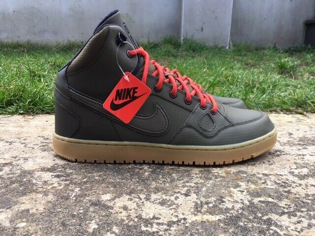 planes Comenzar Adaptación  Nike Son Of Force Mid Winter Size 9 UK EU 44 Mens Mid Trainers 807242-330  NEW #Nike | Nike, Trainers, Stylish lifestyle