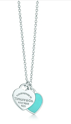 d28bcbf8d Tiffany and Co. Double Heart Tag Pendant | Style Wish List | Jewelry ...