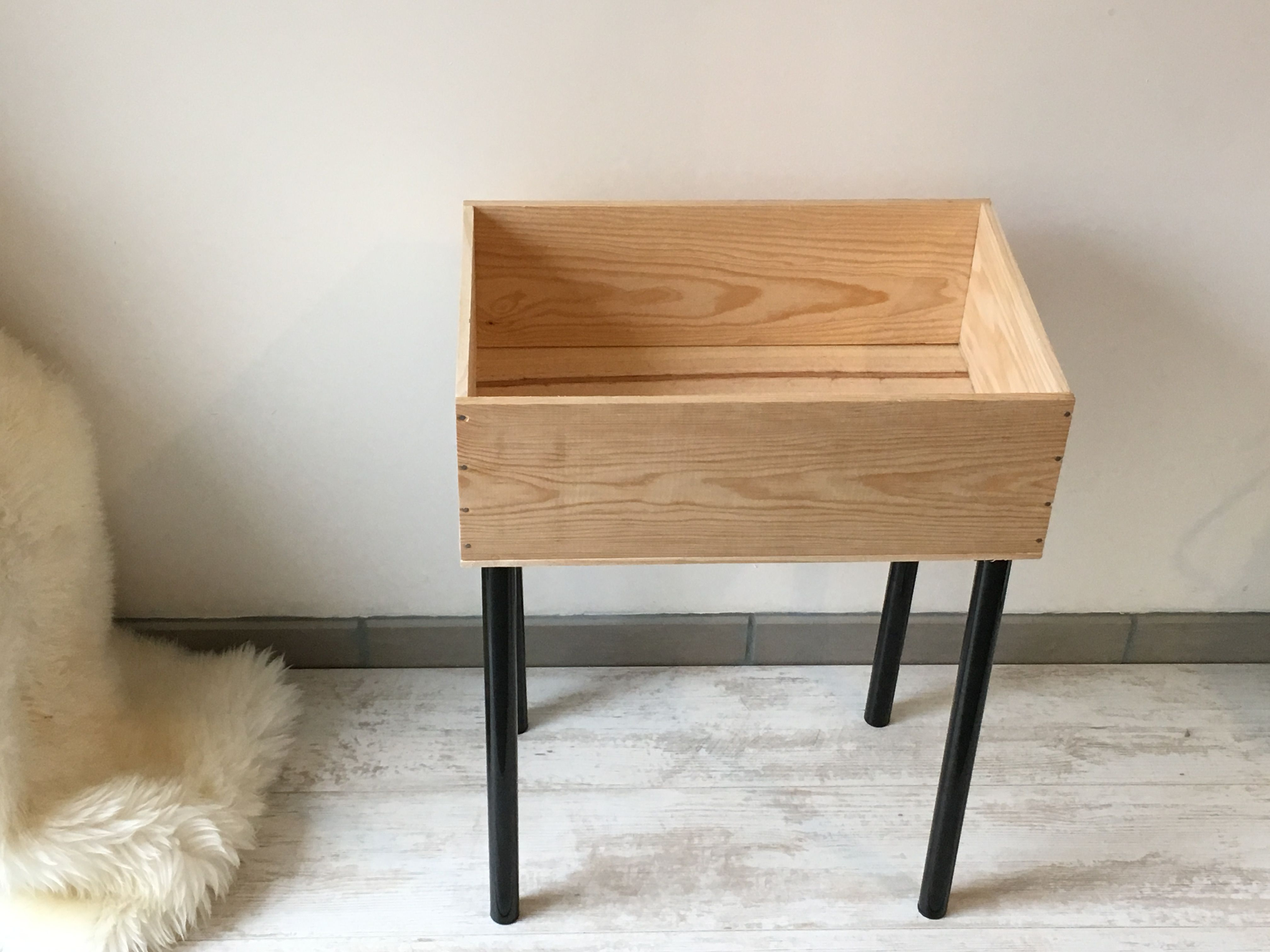 Diy recyclage caisse bois diy vin & upcycle pinterest home