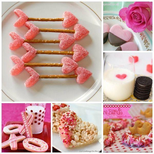 25 Sweet Valentines Day Treats Ideas Recipes In 2018