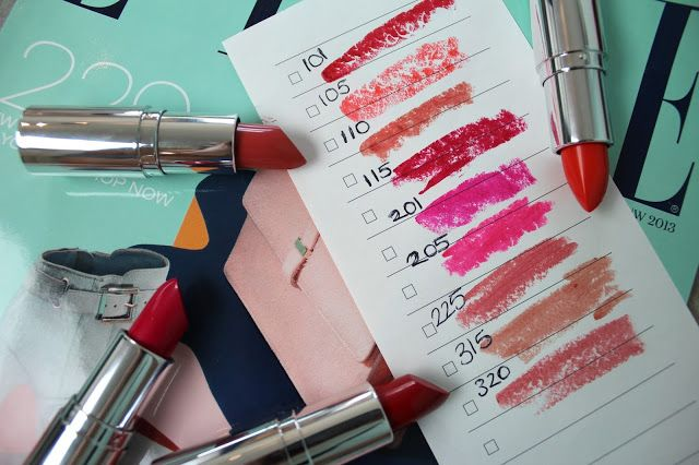 What I Heart Today // Lily Pebbles: THE BODY SHOP COLOUR CRUSH LIPSTICKS
