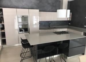Cucina Veneta installata a casa di Antonio - Nuovarredo Lecce ...