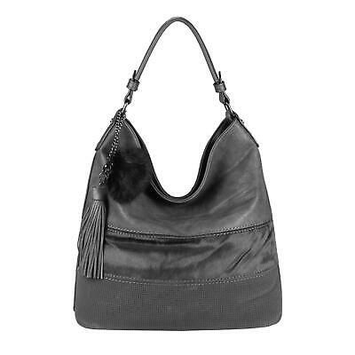 Photo of WOMEN'S BAG Hobo-Bag Shopper Handbag Shoulder Bag School …