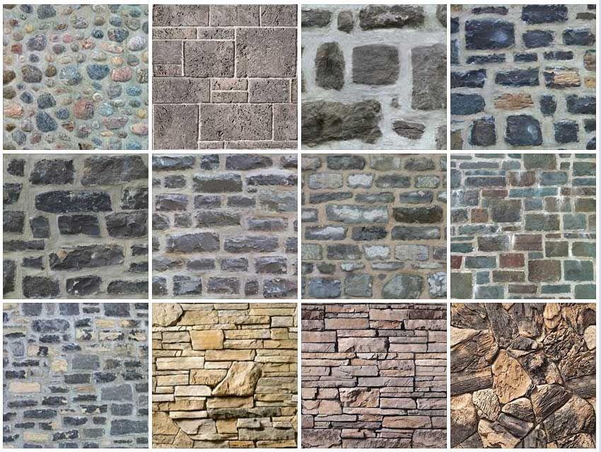 Sketchup texture texture stone walls masonry house stuff