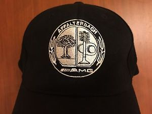 4c86878015a10b Men's☀NEW Mercedes Benz☀Affalterbach AMG Ball Hat Cap One Size Adjust SUPER  RARE | eBay