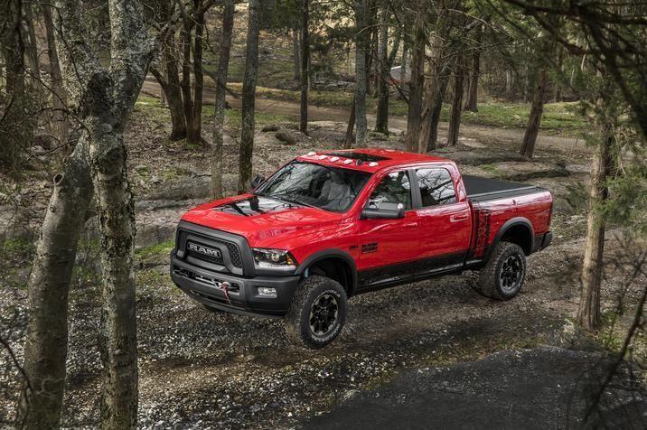 2017 dodge ram power wagon pickup truck 08 - Dodge Truck 2017