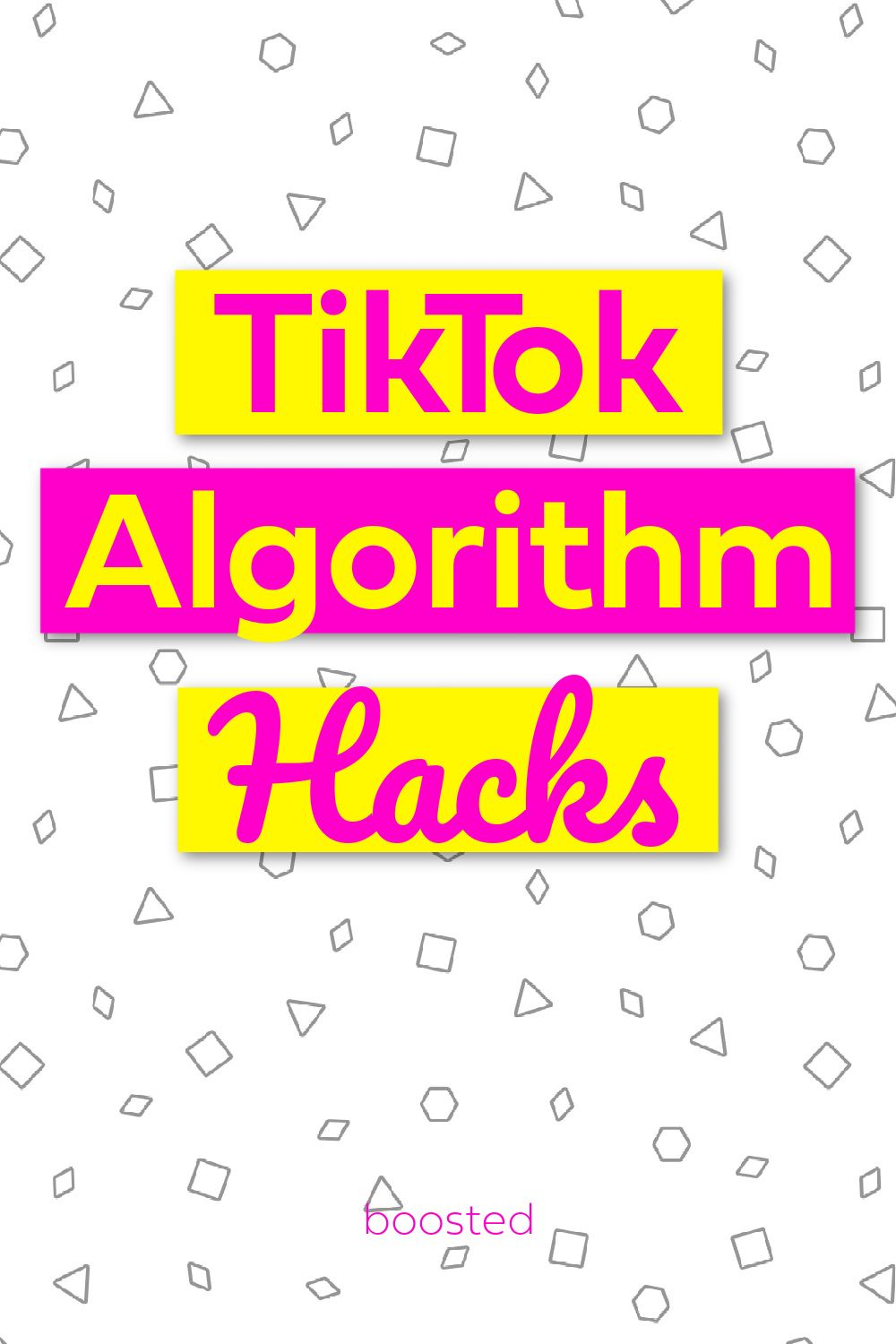 7 Tips For Small Businesses To Hack The Tiktok Algorithm Boosted Algorithm Marketing Program Video Marketing