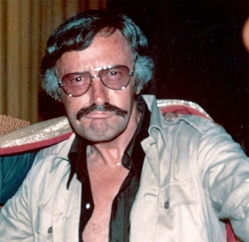 35: Stan Lee. Created The Incredible Hulk, the Uncanny X-Men, The Amazing Spider-Man, other denizens of Marvel Universe. Excelsior!