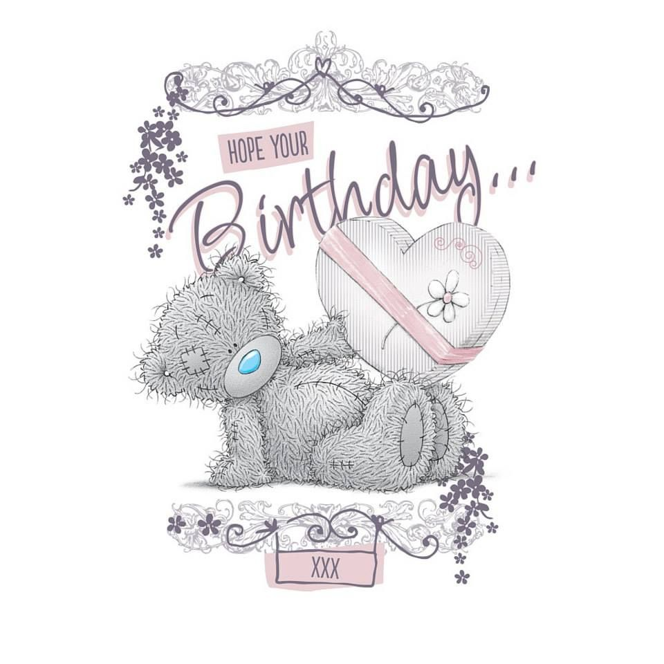 Картинки тедди беар на день рождения