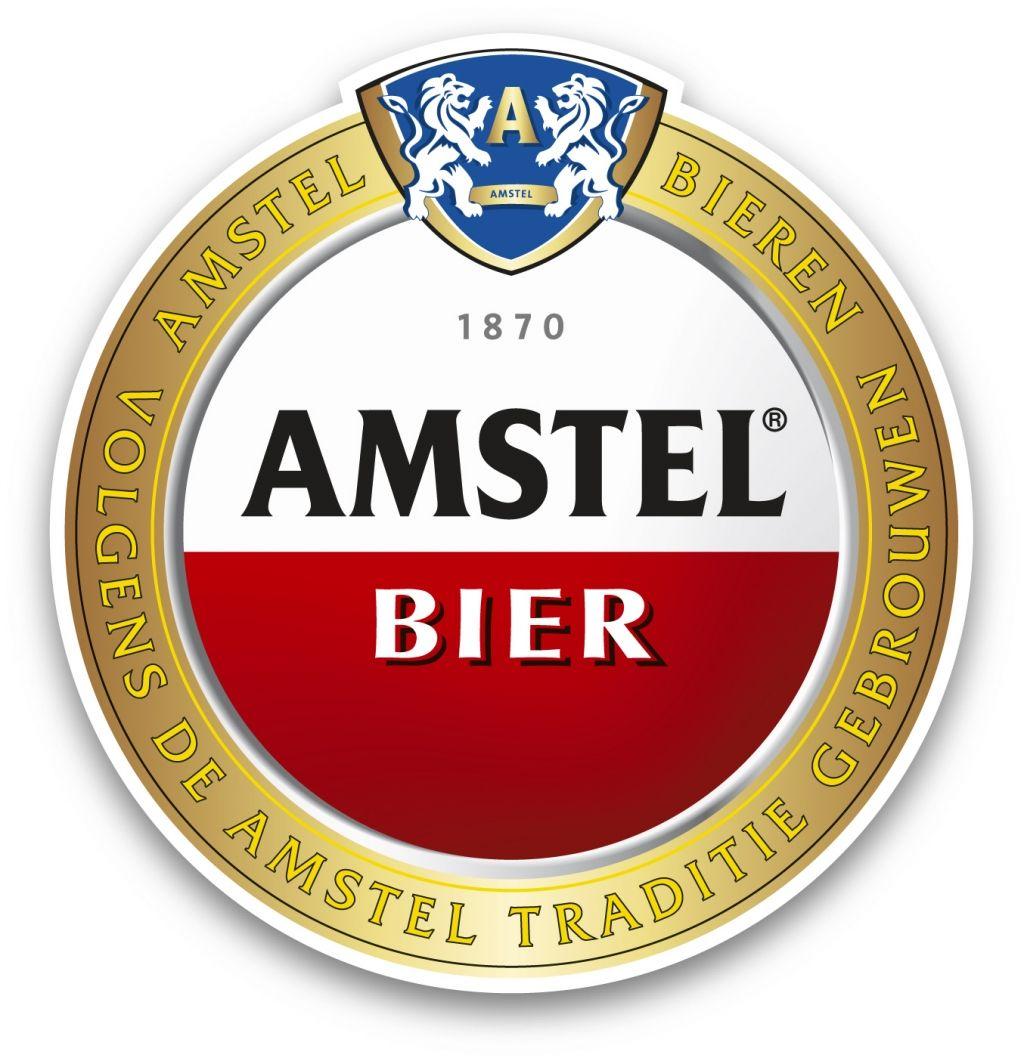Amstel Beer Logo Bier Logo Bier Bieretiketten