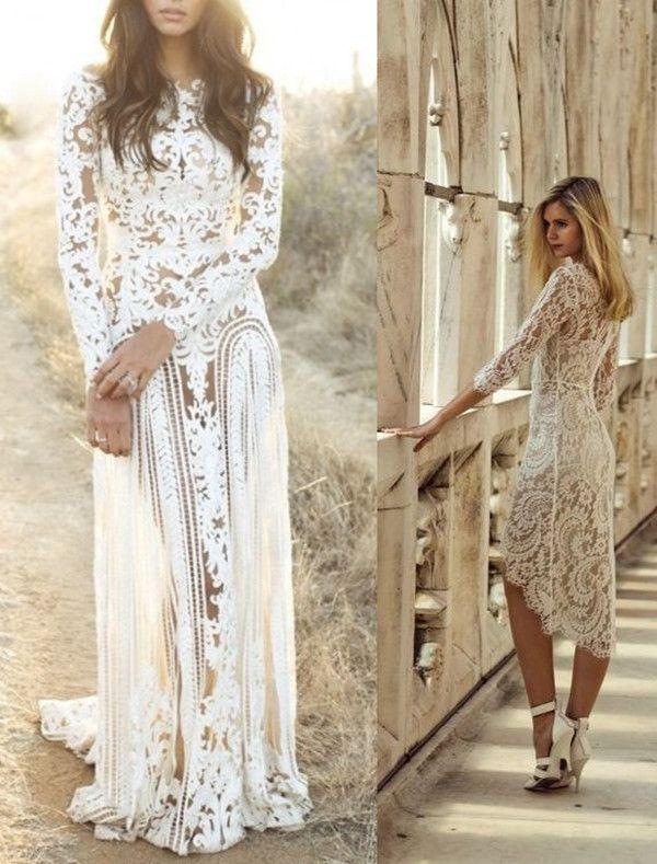 High Low Kleider auf Pinterest  Kleid Mit Ausschnitt, Hallo Low ...
