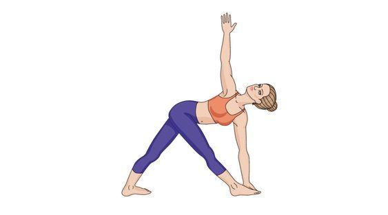 7 Yoga-Übungen, die für mehr Bauchmuskeln sorgen #corepilates