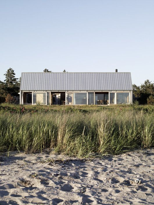 I am moving in next week….dreaming….Danish home by the sea