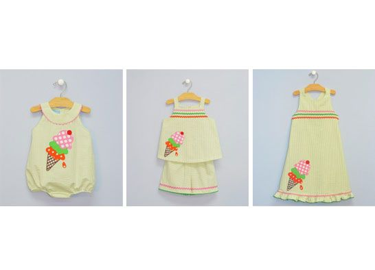 Super reasonable pricing on hand smocked clothing!