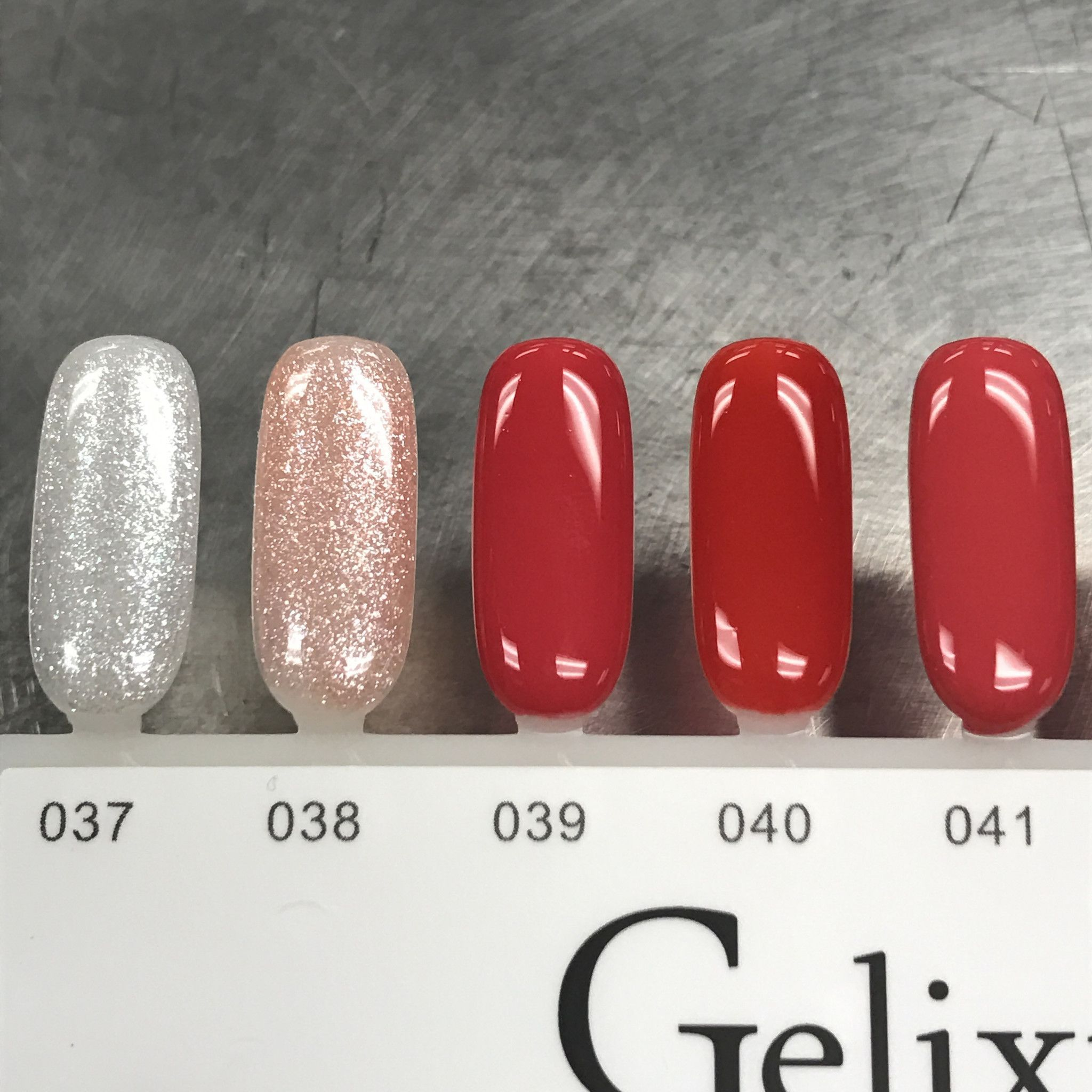 Gelixir Collection 1 100 Gel Polish Uv Led Soak Off Colors Please Scroll Down To Choose The You Want
