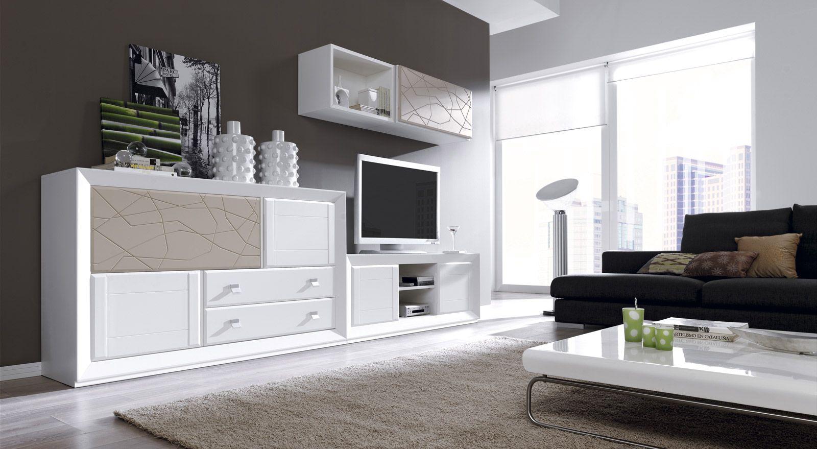 Sofassinfin.es Sofás relax con chaise-longue de diseño moderno con ...