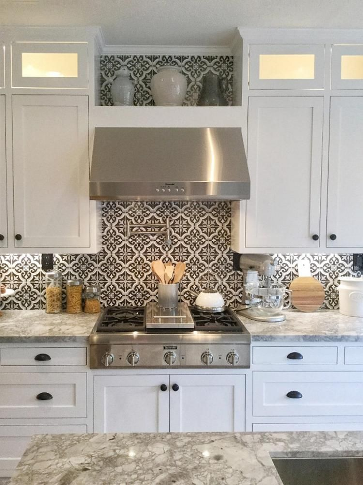Backsplash Ceramic Tiles As An Example Provide A Finished Look To Any Type Of Kitchen They Can Transform The Earance Entire E For
