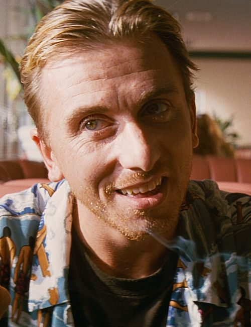 Tim Roth. | Tim roth, Photography movies, Pulp fiction