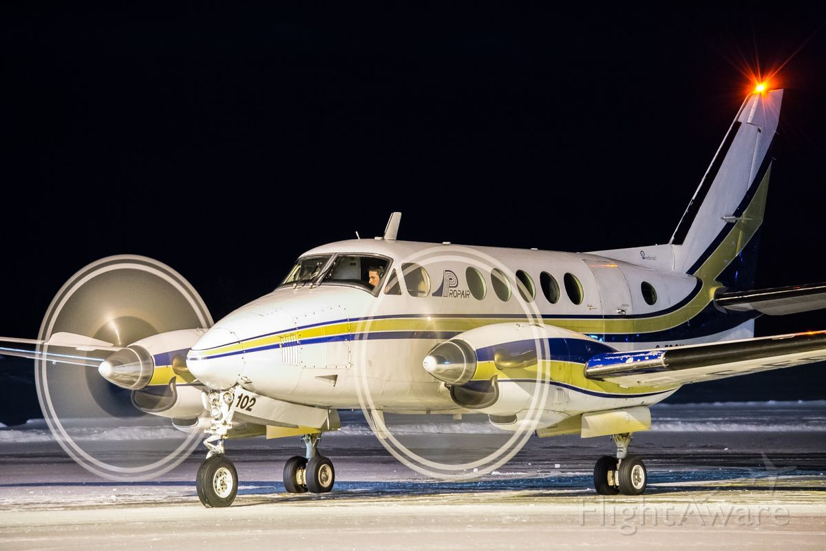 Photo of PRO Beechcraft King Air (PRO102) FlightAware