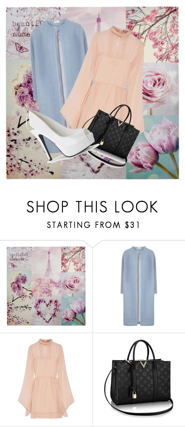 """""""cherry blossom is on🍒🍒🍒"""" by puppygorgeouslover101 ❤ liked on Polyvore featuring beauty and Emilio Pucci"""