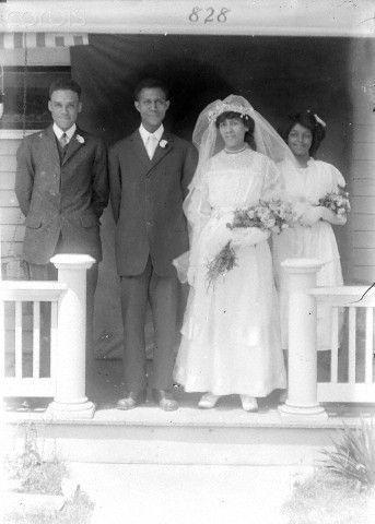 10 Vintage Black Southern Belle Weddings – Black Southern Belle
