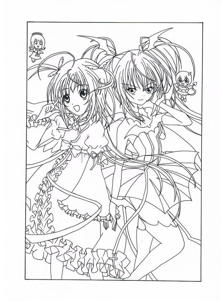 12 Nouveau Coloriage Manga Photos Coloriage Manga Coloriage