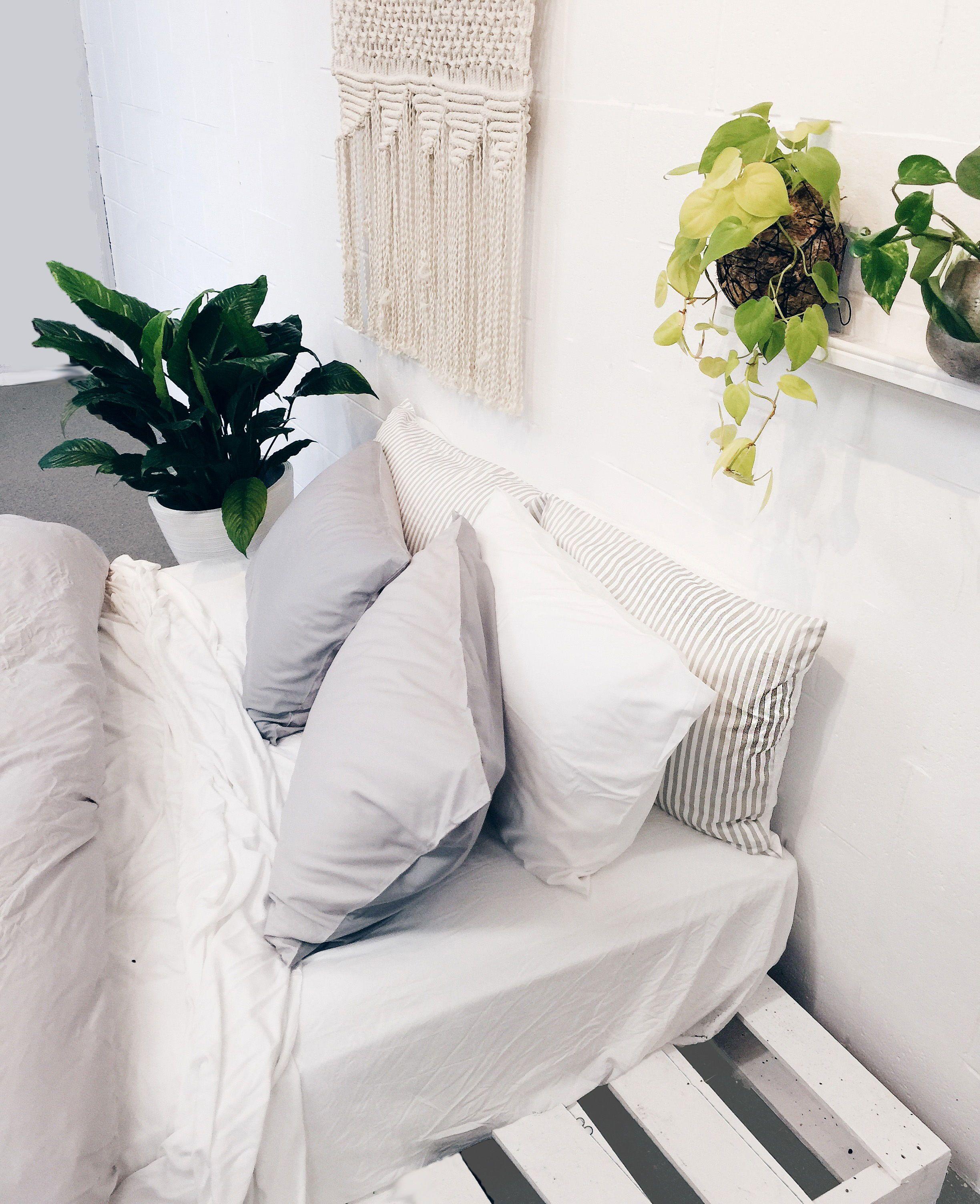 Bamboo Vs Bamboo Charcoal Black Bed Linen Pillows Home