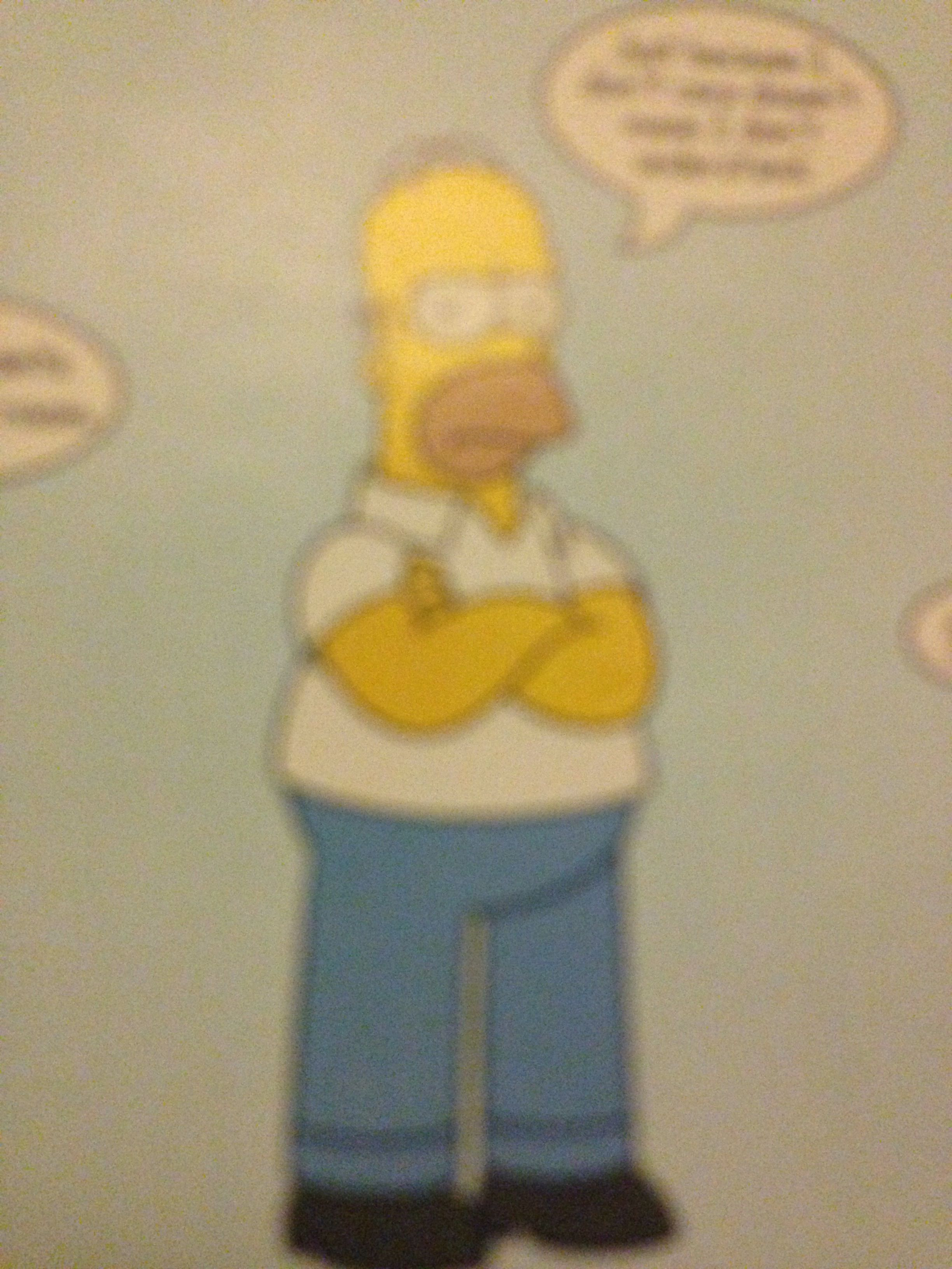 Homers favourite quote