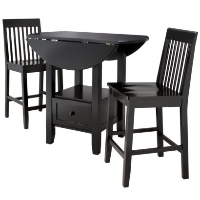 storage pub set ebony a pub table that folds down and has a little storage underneath could be great for visitors or crafting 170
