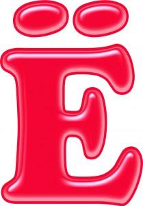 Красивые картинки буквы Ё — детские, раскраски, трафарет ...
