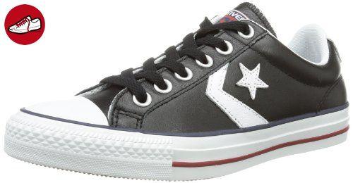 Converse Sp Ev Canvas Ox 290360-31-12, Unisex - Kinder Sneaker, Grau (Gris), EU 31