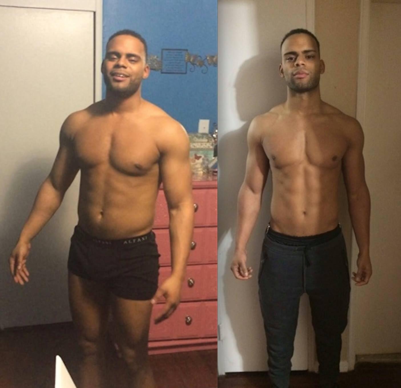 Парень Похудел За 10 Недель. Как мужчине за 7 дней можно сбросить 10 кг: полезные рекомендации
