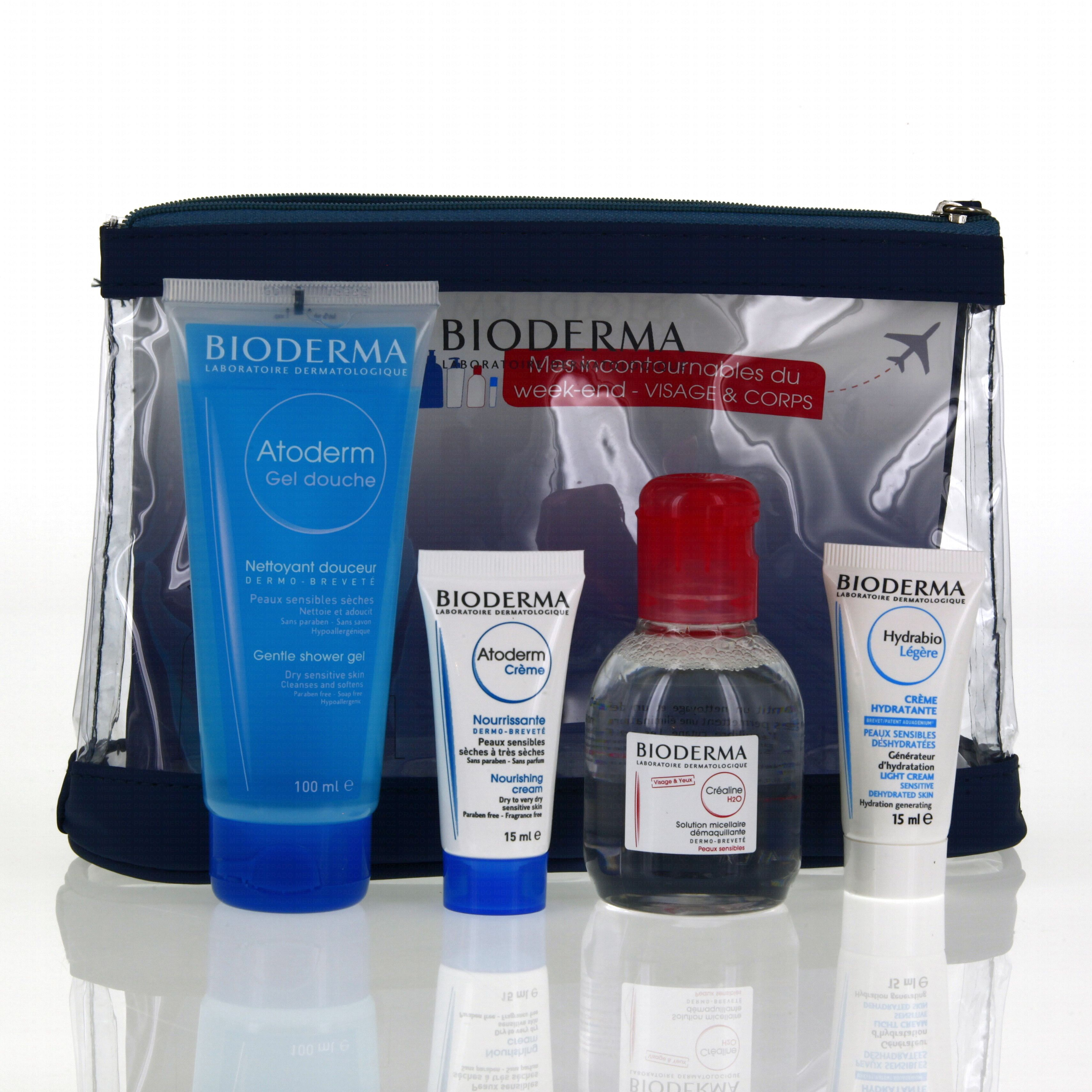 Request your Free Bioderma Sample Kit! Travel size