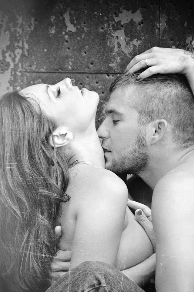 Couples erotic boudoir cunnilingus, bent over in stockings porn