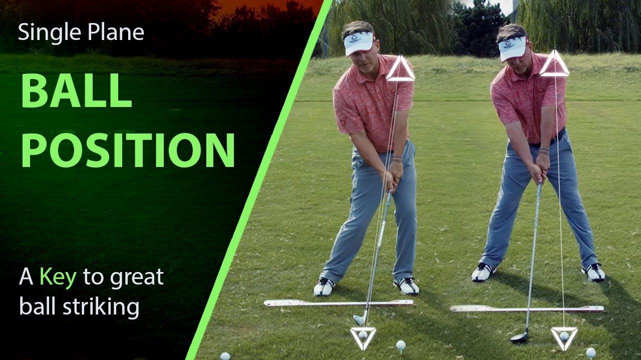 22++ Ball position single plane golf swing ideas in 2021