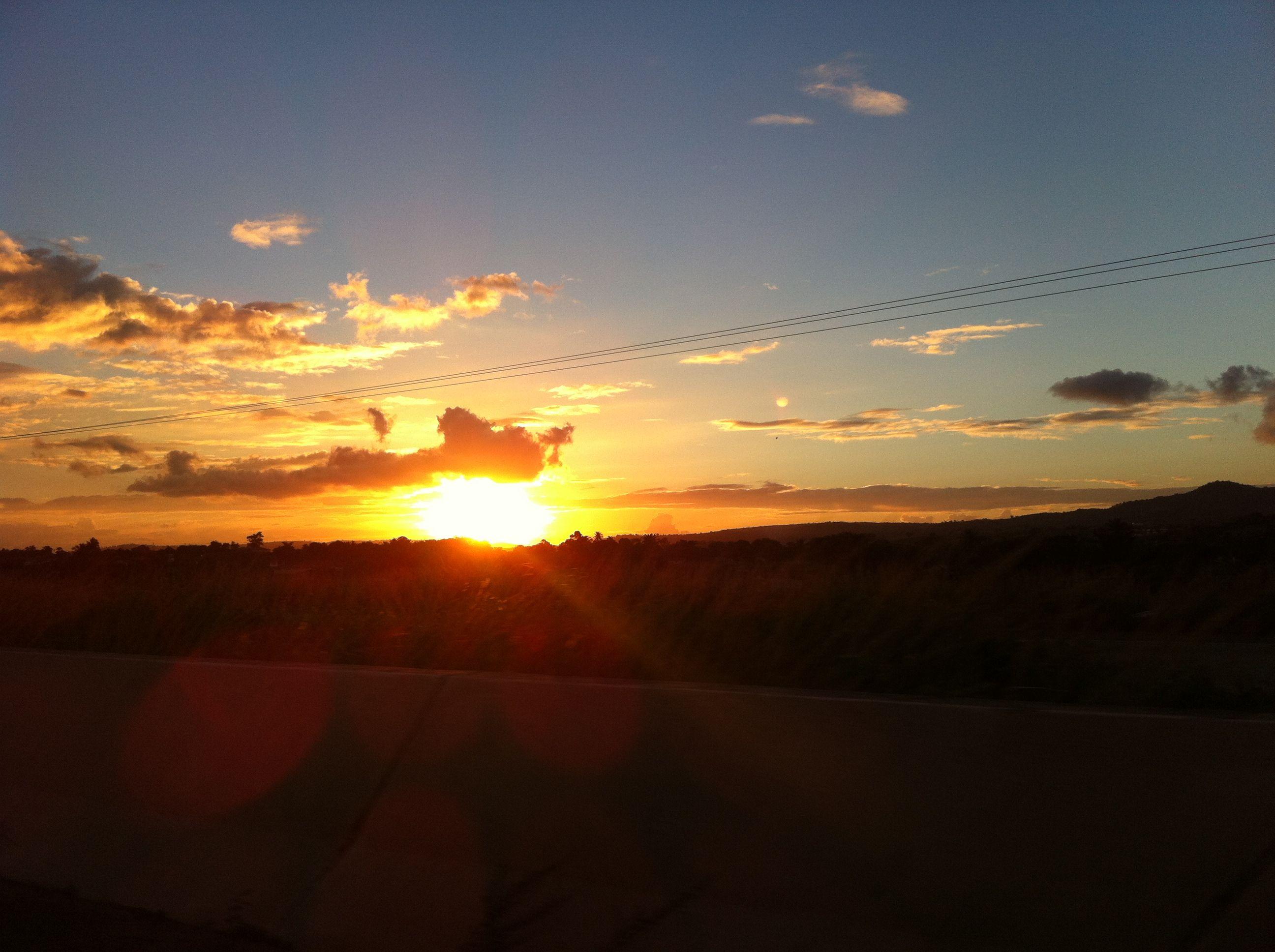 Sunset /Gravatá / Recife