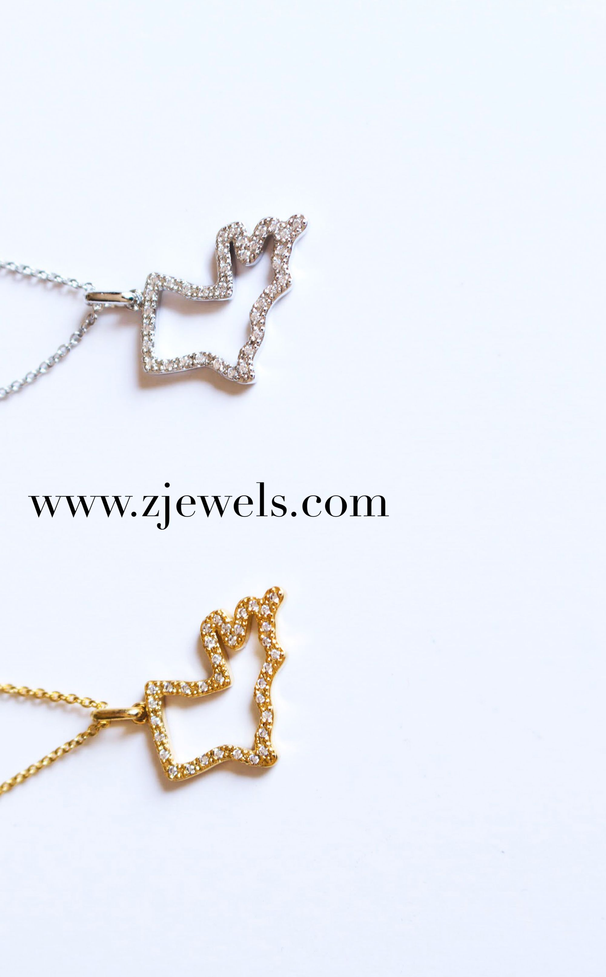 horizontal name original product jewelry on signature luulla handwriting necklace ecg pendant