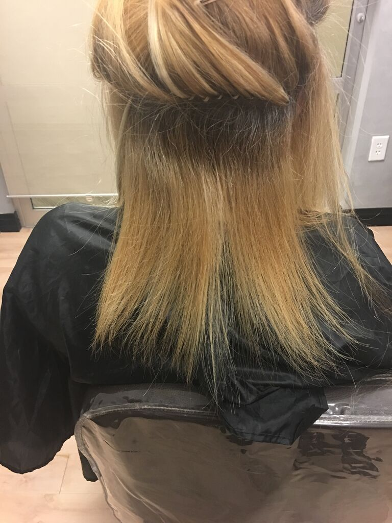Micro Links Extensions By Ninarosshairtherapy In Atlanta Https