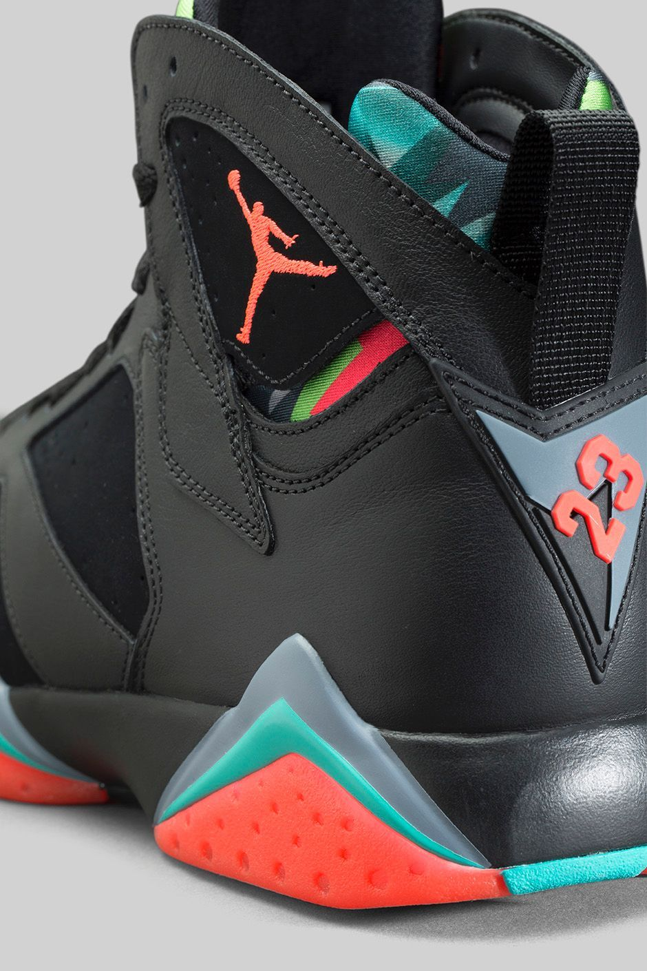 The Nike Air Jordan 7 Marvin the Martian launches Saturday. http    thesolesupplier bf162d4a3