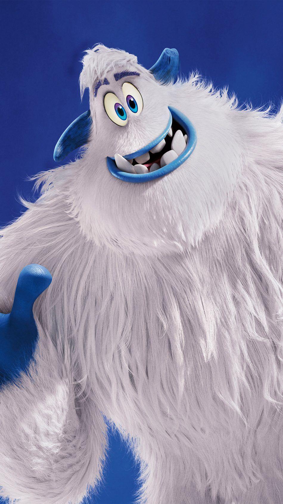 Channing Tatum As Migo Smallfoot 4k Ultra Hd Mobile Wallpaper Monster Characters Tv Animation Wallpaper
